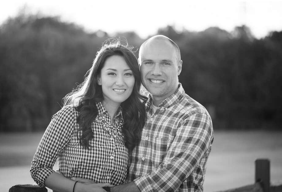 Josephine Kwon and Alex Henriquez Photo: Contributed / Angela Kim Photography