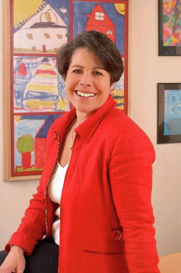 Kids in Crisis Executive Director Shari Shapiro. Photo: File Photo / File Photo / Greenwich Time File Photo