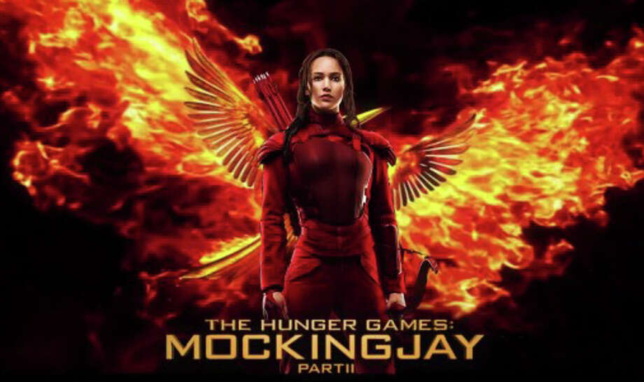 ìThe Hunger Games: Mockingjay, Part IIî is the newly released, final chapter in the movie series chronicling the adventures of Katniss Everdeen, played by Jennifer Lawrence. Photo: Contributed / Contributed Photo / Westport News