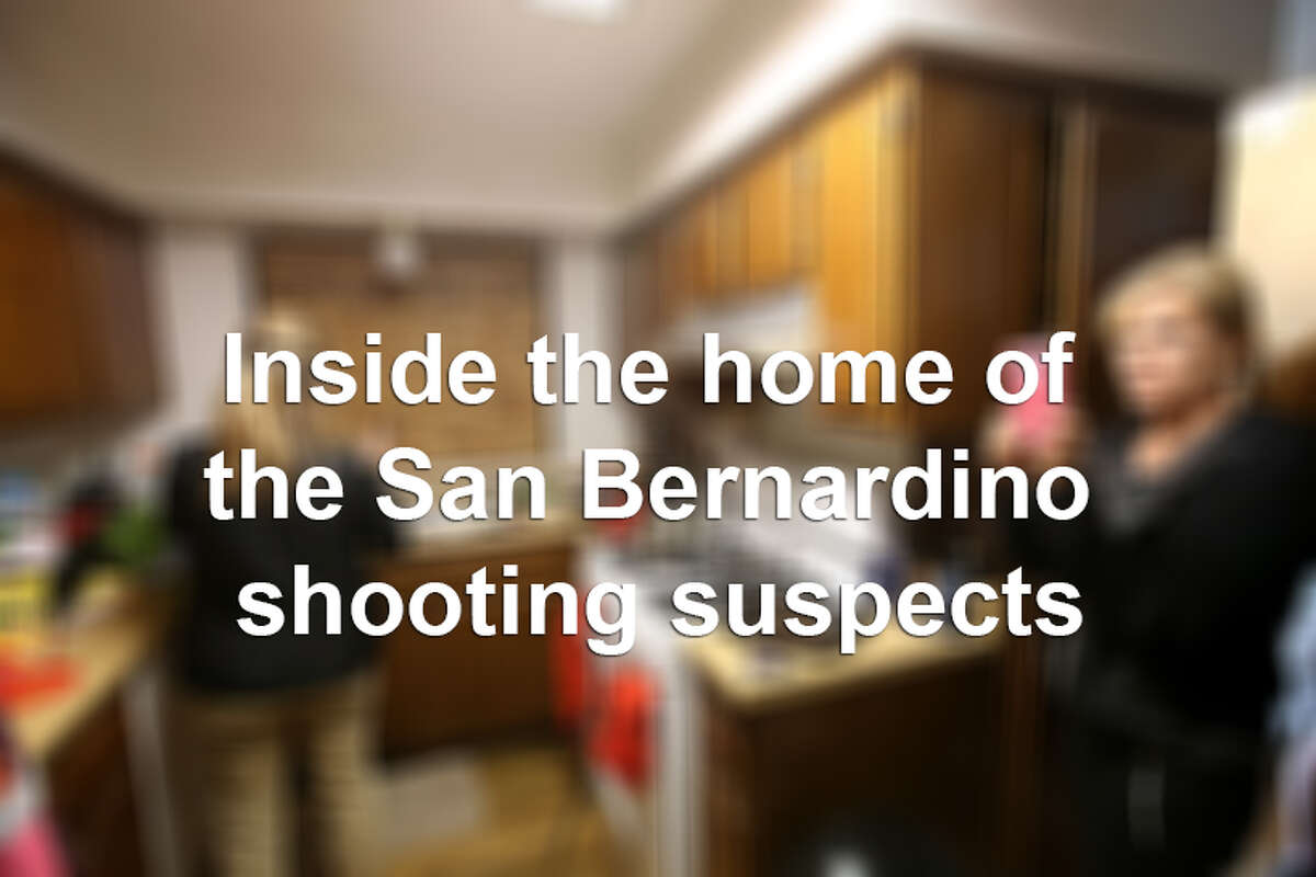 The FBI confirmed the home of the suspected San Bernardino shooters is no longer a crime scene and that they no longer have any control of access to it. On Friday, Dec. 4, 2015, media swarmed the home taking pictures.