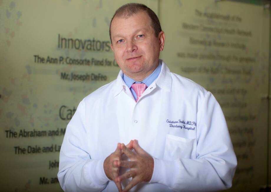 Dr. Cristiano Ferlini Photo: Contributed Photo