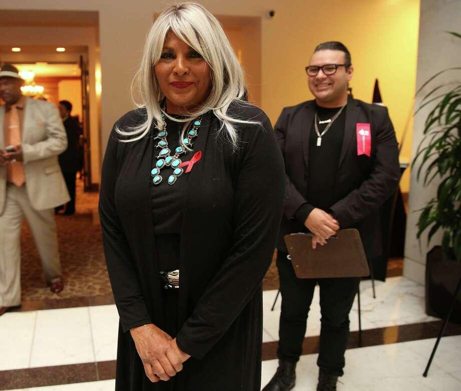 Pam Grier Photo: Elizabeth Conley, Staff / © 2015 Houston Chronicle