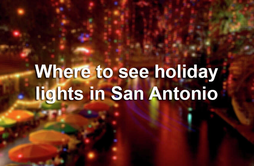 Click through to see where the best local spots to see twinkling lights this holiday season.