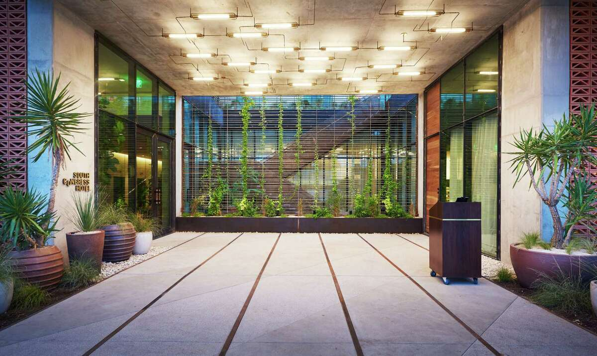 The 83-room South Congress Hotel in Austin opened September 2015.