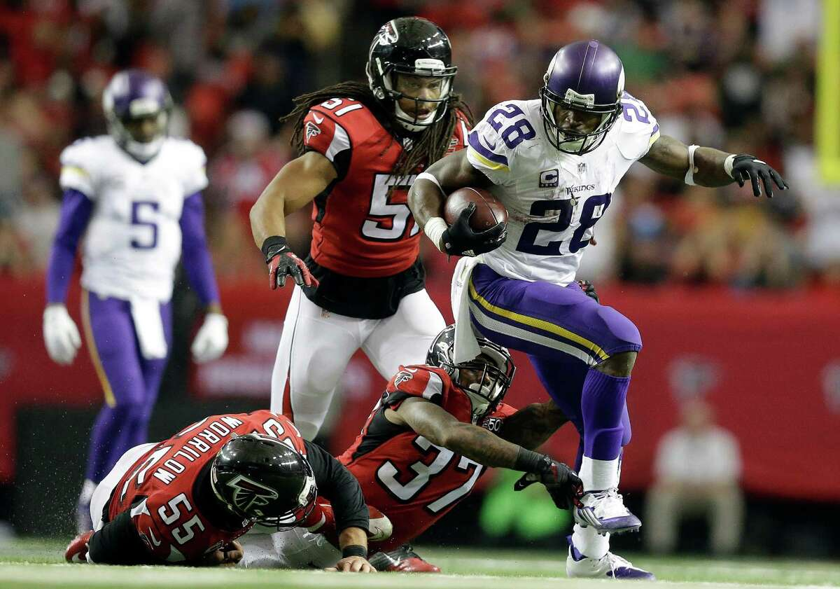 Notable number: 1,164 That's the number of rushing yards that Adrian Peterson has accumulated thus far in 2015, making him the NFL's leader in that category coming into the matchup. Needless to say, Seattle's defense will have its hands fulls in trying stop one of the most powerful and elusive runners in the game. Minnesota's entire offense revolves around Peterson, meaning that if he can be slowed down or neutralized, the Vikings will likely have a tough time getting traction. Either way, the clash between the league's top-ranked rushing offense and fifth-ranked rushing defense should make for some fun theater.