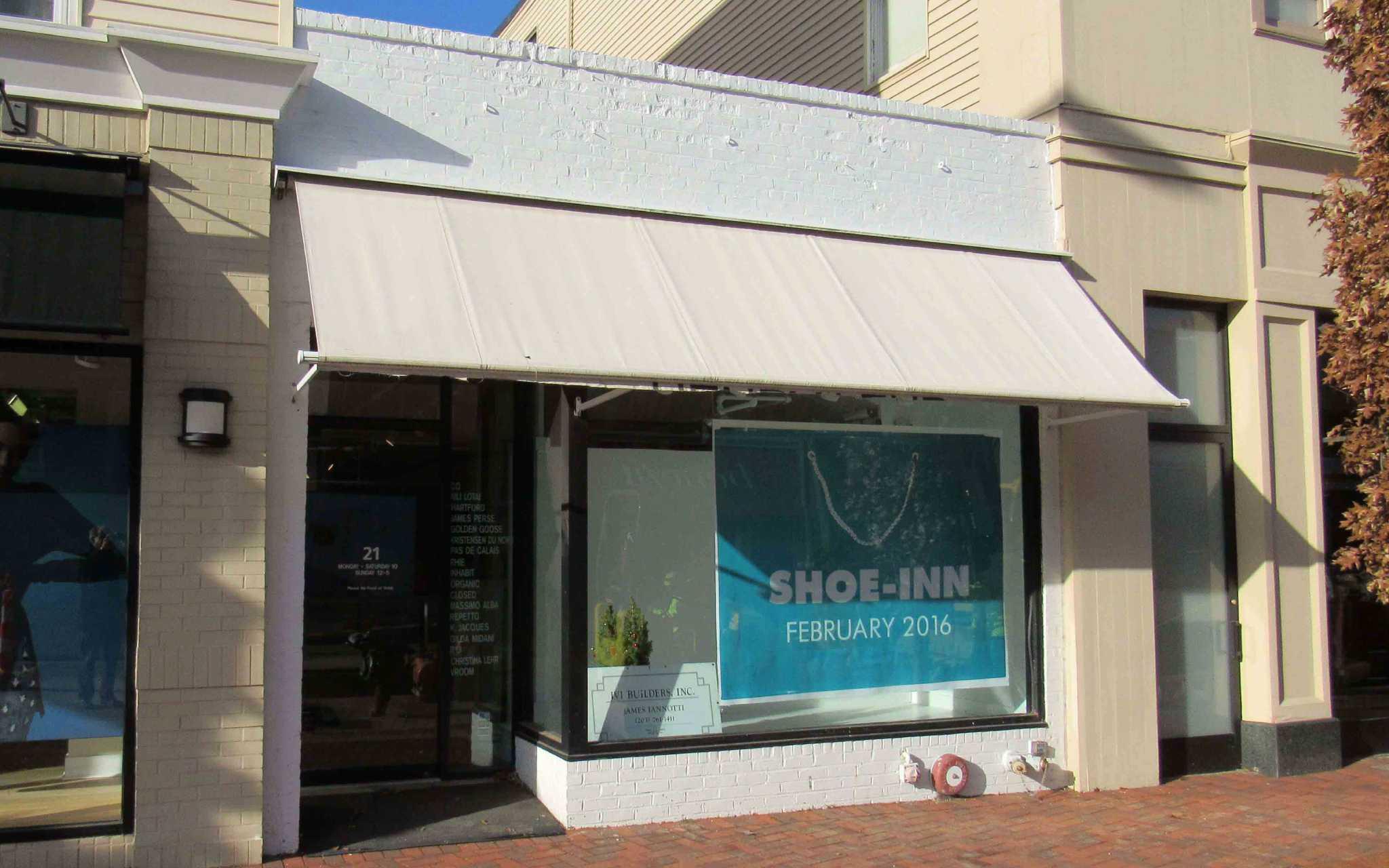 Fairfield Ct Shoe Stores