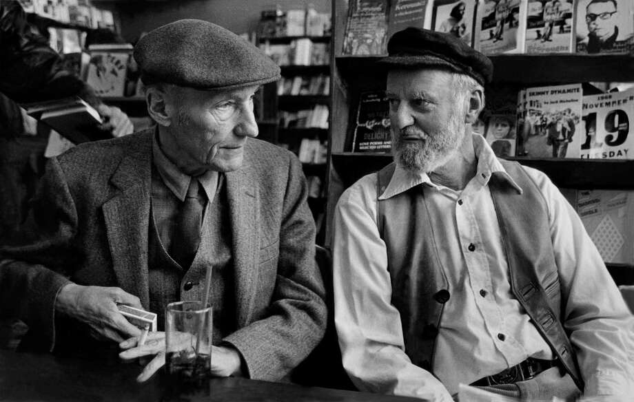William S. Burroughs (left) and Lawrence Ferlinghetti in San Francisco in 1981. Photo: Chris Felver / Getty Images / Archive Photos