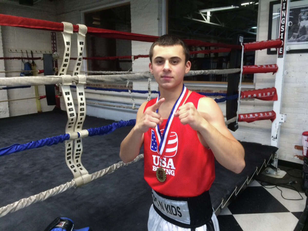 Stamford's Nick Scaturchio will compete in the U.S. Olympic trials this weekend in Revo, Nev. December 2015