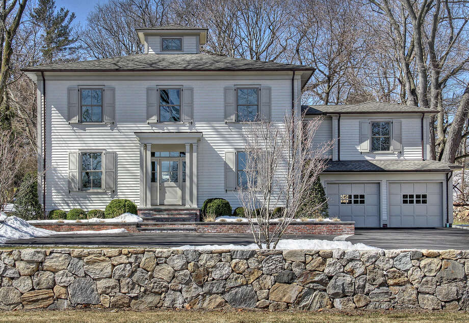The property at 378 Riverside Ave. is on the market for $1,699,000. Photo: Contributed Photos / Westport News