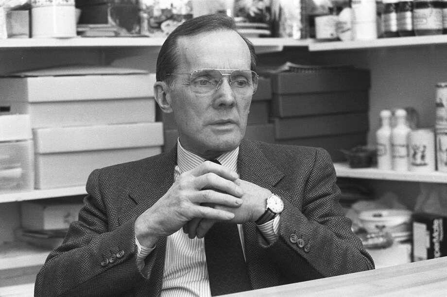 Chuck Williams of Williams-Sonoma in 1983 Photo: Jerry Telfer, SFC