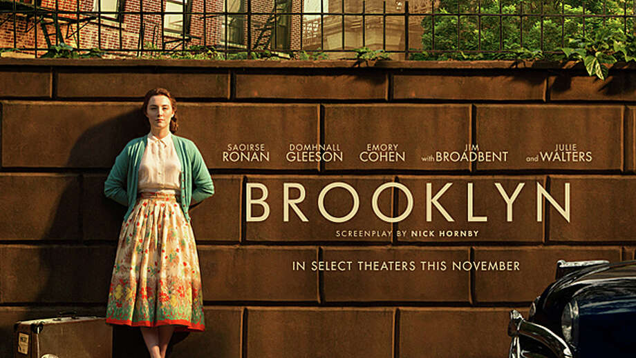 """Brooklyn"" is a new movie chronicling the life of a young Irish woman who immigrates to Brooklyn, N.Y., in the 1950s. Photo: Contributed / Contributed Photo / Westport News"