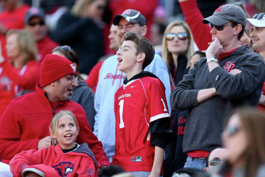 If fans hope to catch UH's season opener Saturday at NRG Stadium, they'll need to scour the secondary market after the game's organizers announced all tickets have been sold for the matchup against No. 3 Oklahoma. Photo: Gary Coronado, Houston Chronicle / © 2015 Houston Chronicle