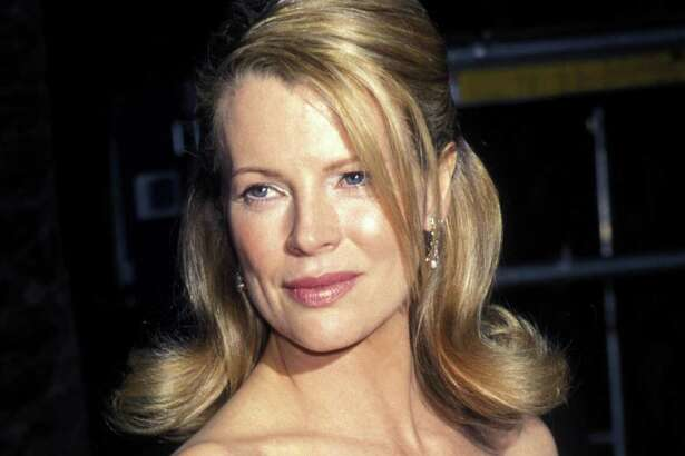 Kim Basinger at the Morton's Restaurant in West Hollywood, California (Photo by Ron Galella/WireImage)