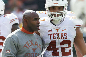 Texas moving Thanksgiving game to Friday - Photo