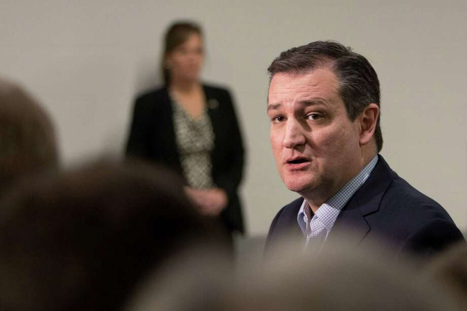Sen. Ted Cruz believes U.S. military power should be used narrowly to protect American interests. Photo: Scott Morgan, FRE / FR92386 AP