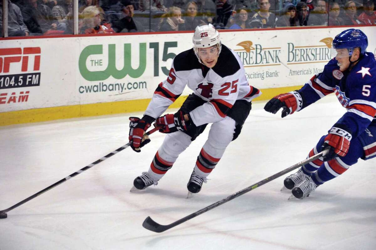 Catch an Albany Devils hockey game. When: Friday, Dec. 11, 7 p.m. Where: Times Union Center, 51 South Pearl St., Albany. For more info and tickets, visit the website.