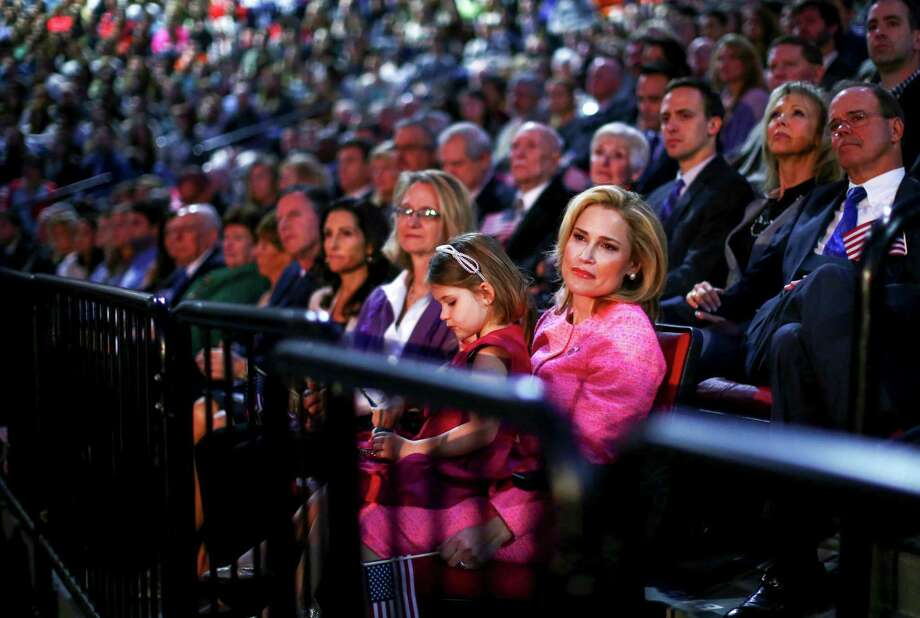 Heidi Cruz's spouse is perceived as hard- nosed and scowling. Photo: TRAVIS DOVE / New York Times / NYTNS