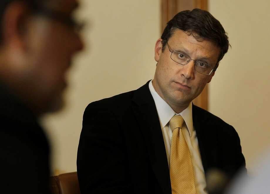 City Controller Ben Rosenfield Photo: Brant Ward, The Chronicle