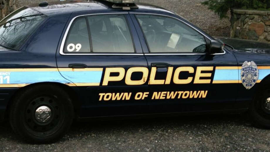 Newtown police. File photo. Photo: Melissa Bruen / Melissa Bruen / News Times