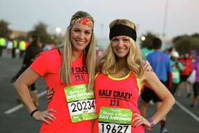 Thousands of runners participated in this year's Rock 'n' Roll San Antonio Marathon Sunday Dec. 6, 2015 at the Alamodome.