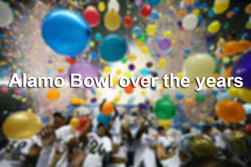 Here are the results of the Alamo Bowl for the last 12 years.