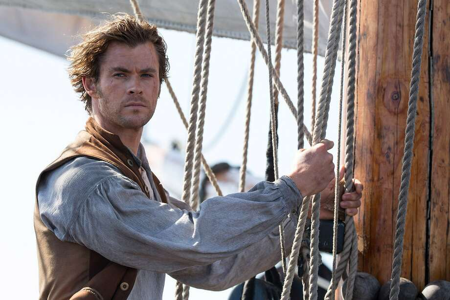 """Chris Hemsworth stars in Ron Howard's film, which purports to tell the story that inspired """"Moby-Dick."""" Photo: Jonathan Prime, Associated Press"""