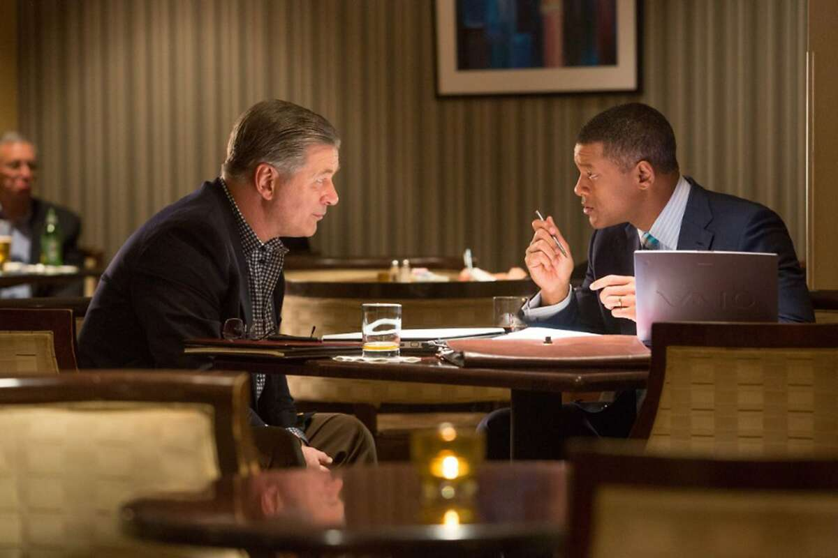 Will Smith and Alec Baldwin in