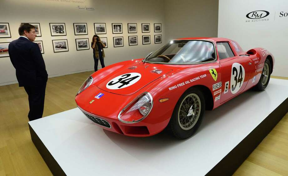 Rank. 10  Ferrari 250 LMDate Sold: Nov. 21, 2013Adjusted Price: $14,477,729Source: Priceonomics Photo: EMMANUEL DUNAND, Getty Images / 2013 AFP