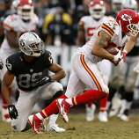 Facts and figures from Raiders' loss to Chiefs - SFGate