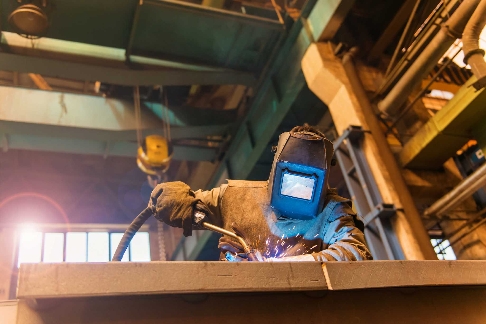 Students Can Obtain Welding Certificate In Less Than A Year