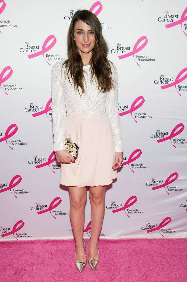 Sara Bareilles attends the Breast Cancer Research Foundation Hot Pink Party on Monday, April 28, 2014 in New York. (Photo by Charles Sykes/Invision/AP) ORG XMIT: NYCS106 Photo: Charles Sykes / Invision