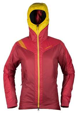 The La Sportiva Estela Primaloft Jacket keeps you warm and layers well under a hard shell when you need to take the protection factor up a notch.