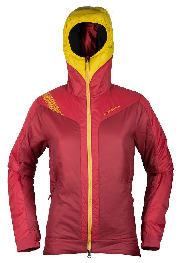 The La Sportiva Estela Primaloft Jacket keeps you warm and layers well under a hard shell when you need to take the protection factor up a notch. Photo: La Sportiva