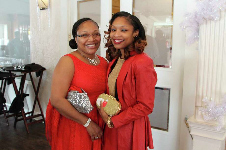 Were You Seen at the Albany Chapter of Girl Friends, Inc. 23rd Annual Paint the Town Red Fundraiser at Glen Sanders Mansion ub Scotia on Sunday, Dev. 6, 2015.  Proceeds benefit two local groups, A Village..., Inc. and The Sanctuary for Independent Media in Troy Photo: Elaine Barone