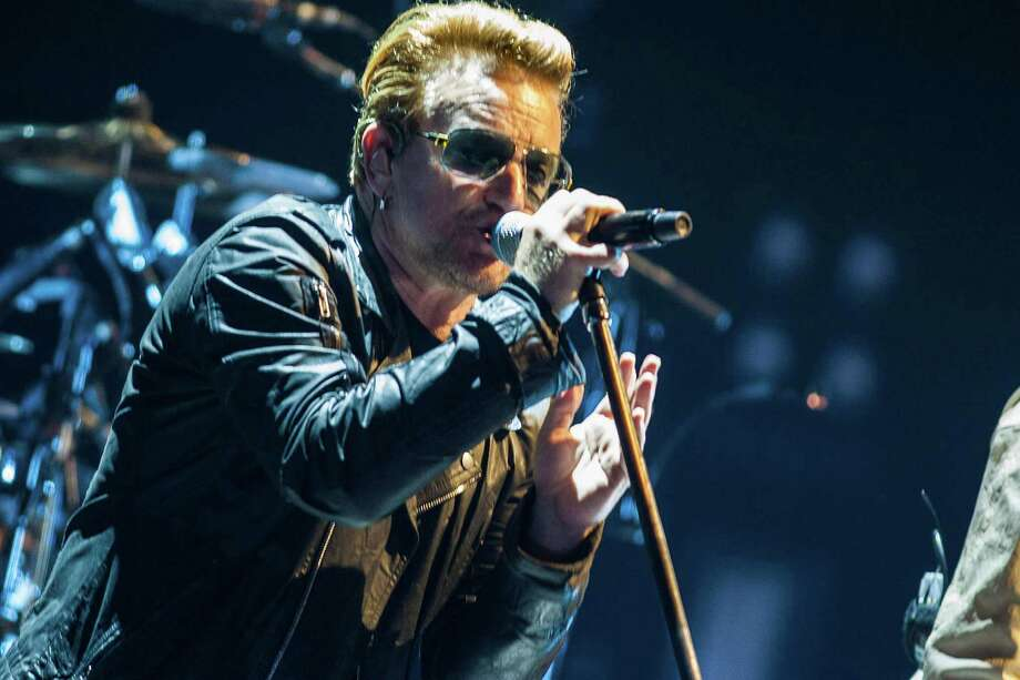 U2 Pays Tribute to Terrorist Attack Victims in Paris