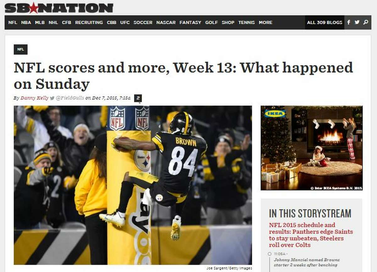 SB Nation's Danny Kelly Kelly also highlighted how well the team is playing overall, and Wilson in particular.