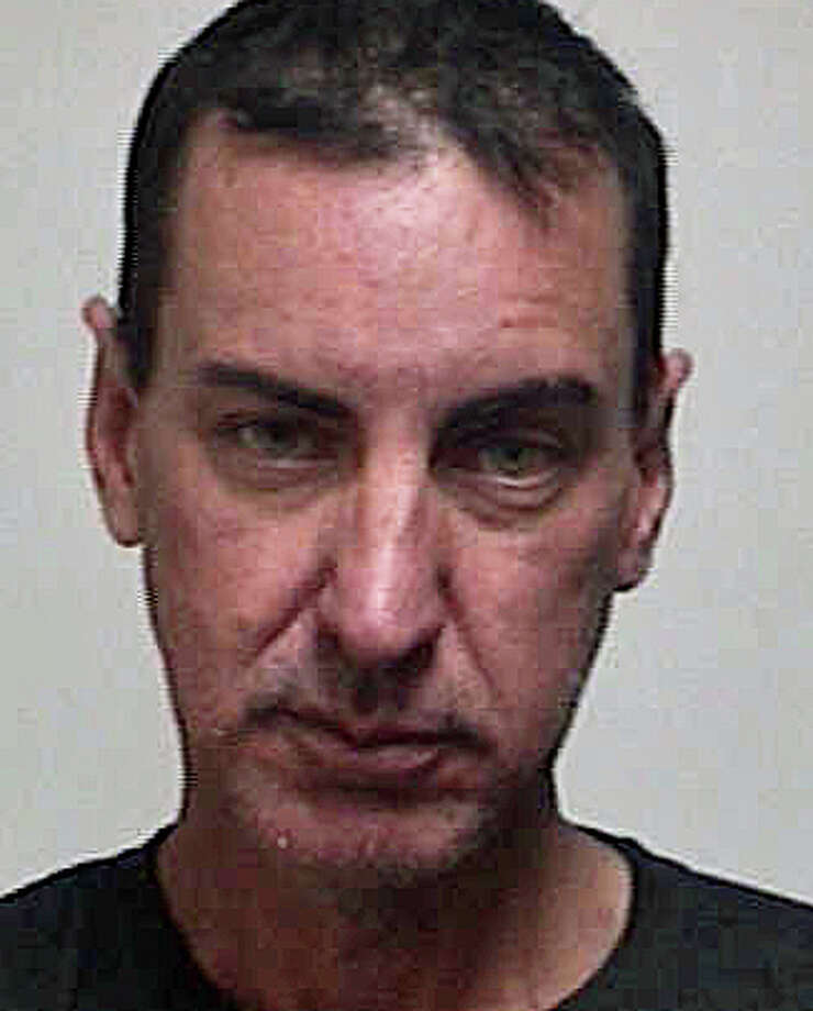 Paul F. Thomas, 53, of Stamford, was arrested on a warrant Saturday. Photo: Contributed Photo / Hearst Connecticut Media /  Fairfield Citizen contributed