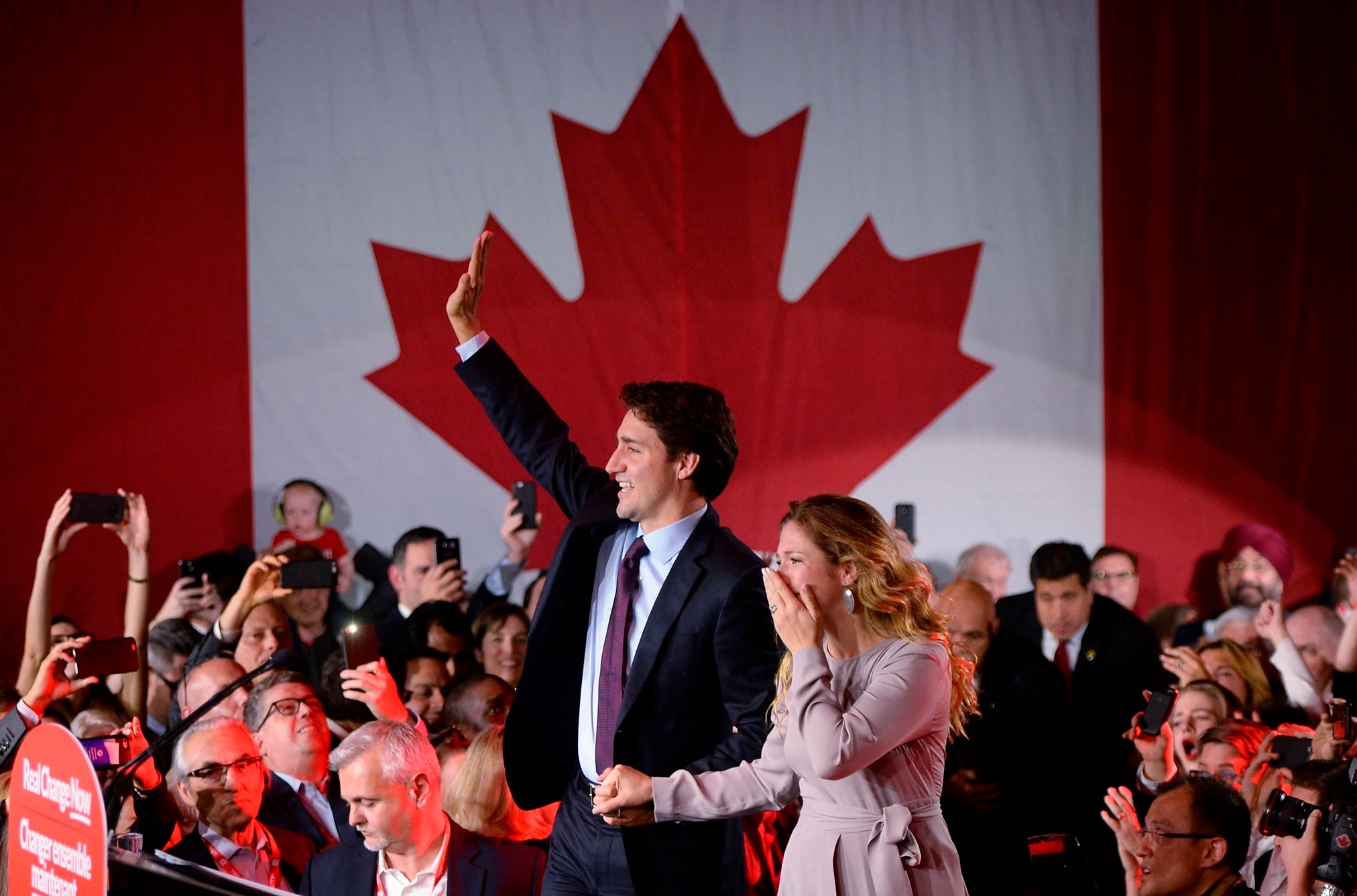 Connelly: O Canada -- Will voters toss out Prime Minister Justin Trudeau?