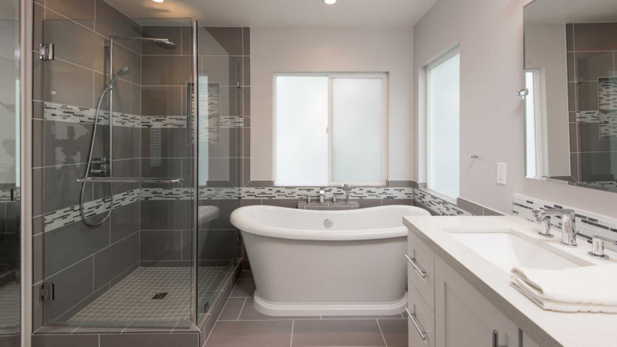 Living smart how much does bathroom tile installation - How to layout a bathroom remodel ...