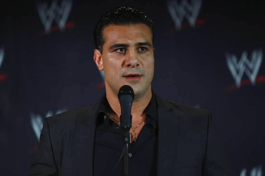 Reports from Austrian news site Krone claim Alberto del Rio and his brother, El Hijo del Dos Caras, got into a fight Dec. 30 with an unidentified person at a nightclub following a match. Photo: Jam Media/CON, LatinContent/Getty Images