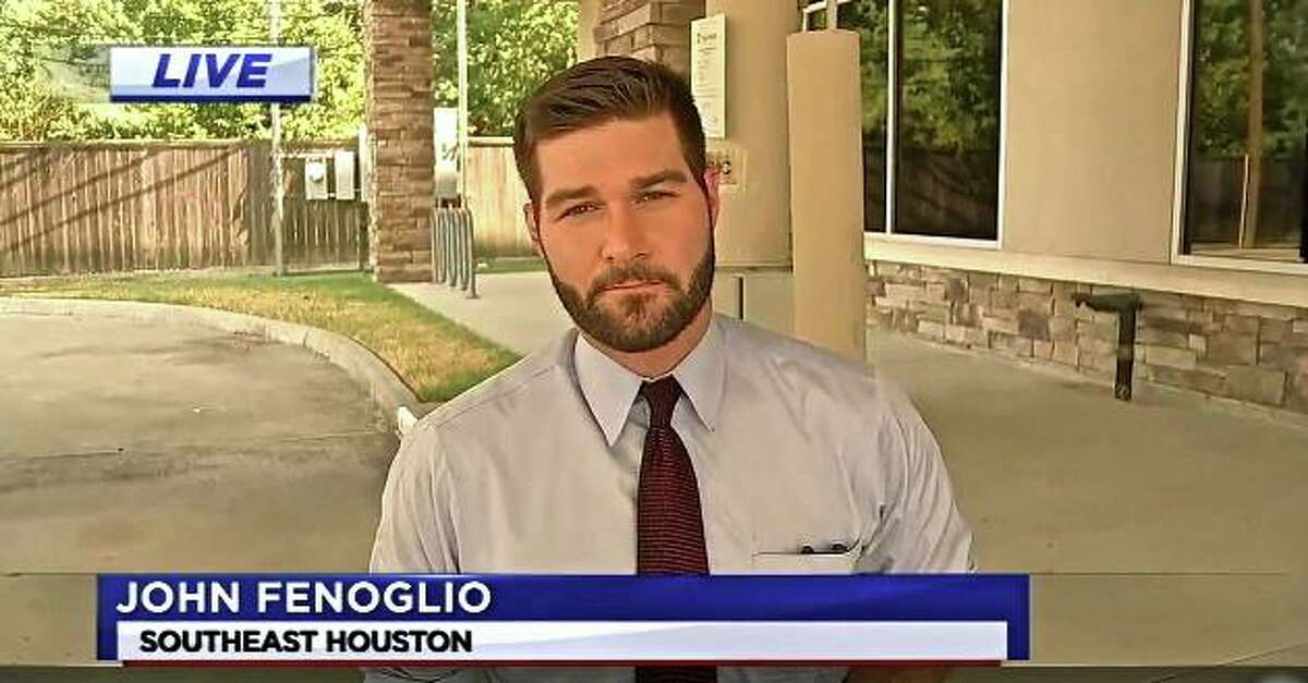 John Fenoglio joined KTRK-TV in May 2015. Previously, he was a weekend news anchor and reporter for San Francisco's KRON-TV. On Dec. 3, 2015, Fenoglio announced he would be departing ABC 13 on Facebook.