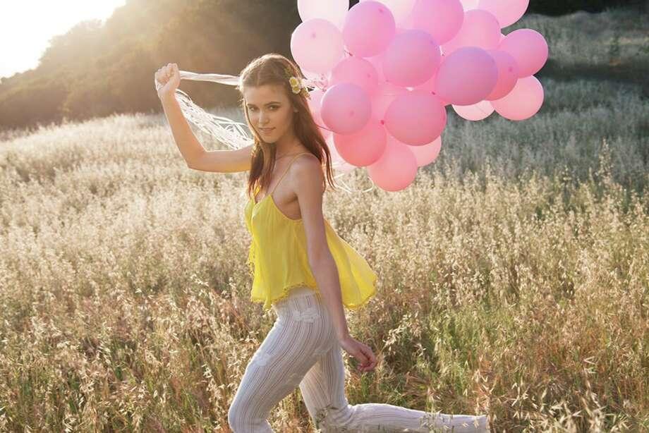 Mount Vernon's own Amberleigh West as Playboy magazine's Miss January 2016. Photo courtesy of Playboy/Sasha Eisenman.