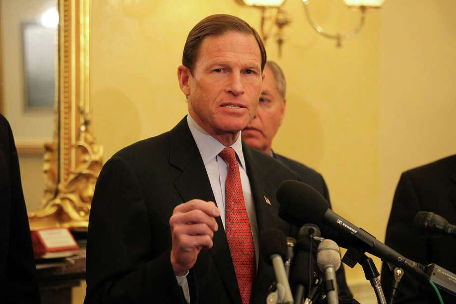 In the wake of U.S. Sen. Richard Blumenthal (D-Conn.) calling in October 2015 for a Federal Trade Commission investigation of electricity resellers nationally, the Connecticut Public Utilities Regulatory Commission issued proposed rules that would take effect in mid-2016 that among other measures would force companies to allow customers to terminate their contracts via email. Photo: Photo Via Office Of U.S. Sen. Richard Blumenthal / Photo published by the office of U.S. Sen. Richard Blumenthal.