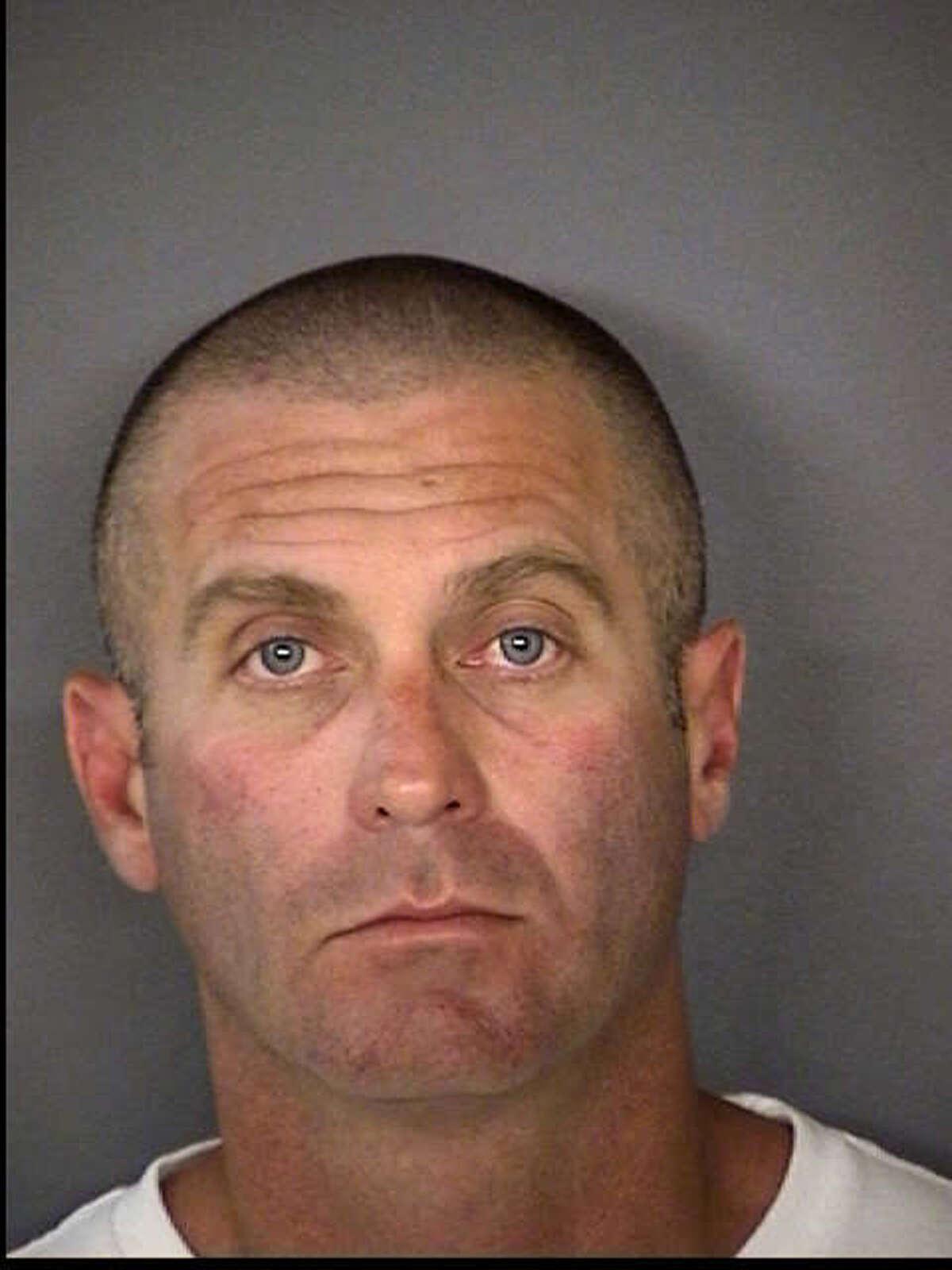 William Joe Rhomer, 43, was convicted Friday of murder for the 2012 drunken-driving crash that killed motorcyclist Gilbert Chavez, 40.