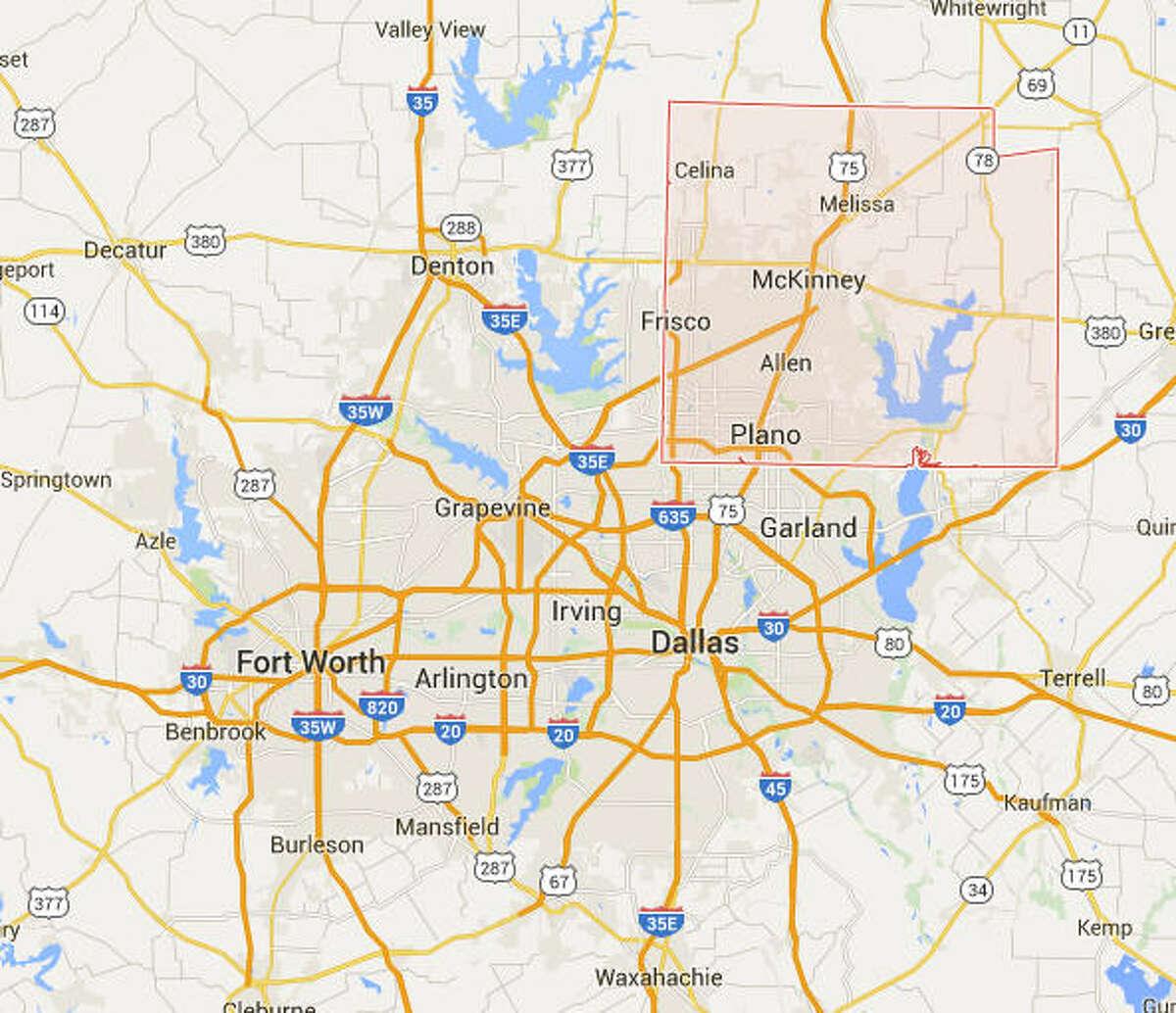 No. 19: Collin County Population growth rate, 2009-2014: 15 percent According to:U.S. Census Bureau
