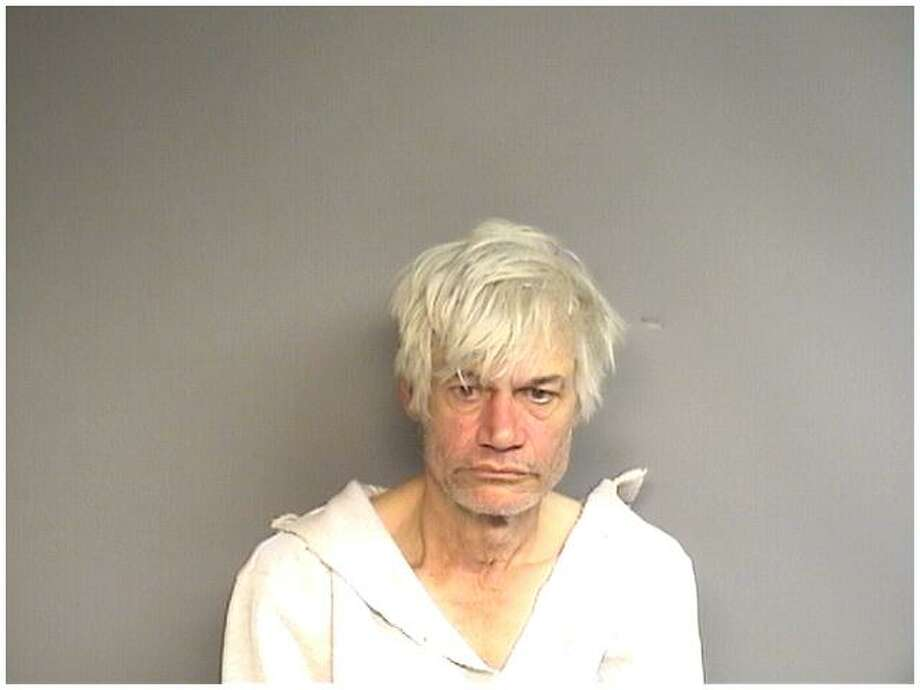 Peter Ellis, 56, was arrested Sunday for breaking into a boat at Ponus Yacht Club. Photo: Stamford Police Department / Contributed Photo / Stamford Advocate Contributed