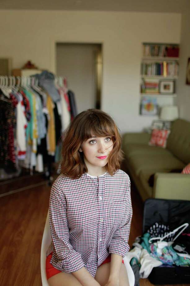 "Noël Wells co-stars on Aziz Ansari's streaming series ""Master of None."" Photo: Courtesy Stevie Nelson"