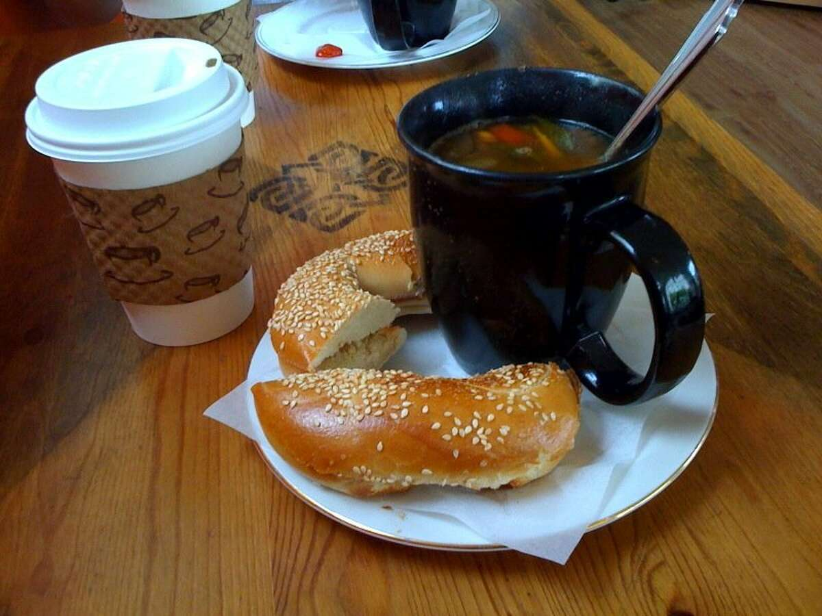 29. Cafe Argento, Capitol Hill This popular coffee spot is also known for its breakfast sandwiches and soups.User W S. of Washington, D.C. wrote: