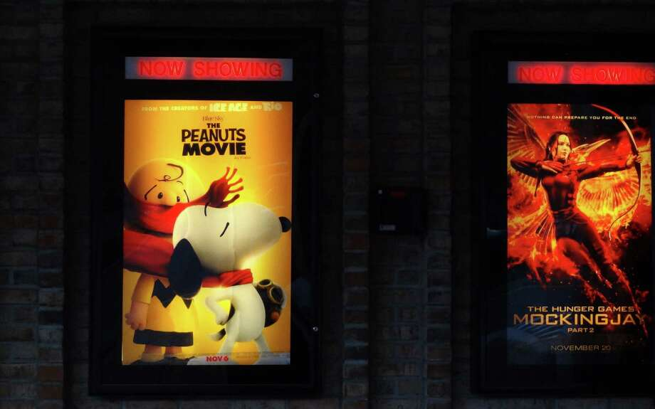 """Five weeks after its opening on November 6, 2015, """"The Peanuts Movie"""" grossed $121.4 million in the United States according to estimates published by Box Office Mojo. Photo: Alexander Soule / Hearst Connecticut Media / Stamford Advocate"""