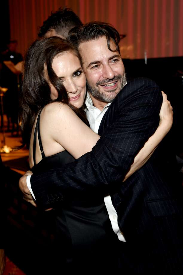 Winona Ryder and designer Marc Jacobs are now in partnership together. Keep clicking to see photos of Ryder through the years.